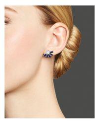 Dana Rebecca - Blue Kristyn Kylie Stud Earrings - Lyst