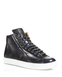 Mr. Hare - Blue Jack Johnson High Top Sneakers for Men - Lyst