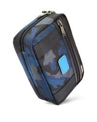 Tumi | Blue Riley Toiletry Kit for Men | Lyst