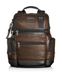 Tumi | Brown Knox Backpack for Men | Lyst