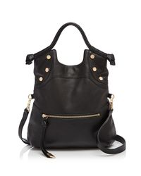 Foley + Corinna - Black Lady Leather Tote  - Lyst
