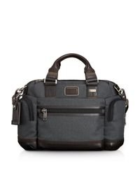 Tumi | Gray Brooks Slim Briefcase for Men | Lyst