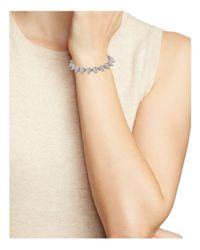 Eddie Borgo | Metallic Pavé 17 Cone Bracelet | Lyst