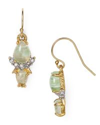 Alexis Bittar - Multicolor Elements Mirrored Pear Drop Earrings - Lyst