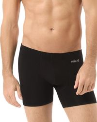 Naked | Black Luxury Stretch Micromodal Boxer Briefs for Men | Lyst