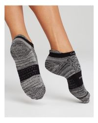 Calvin Klein - Black Active Liner Ankle Socks - Lyst