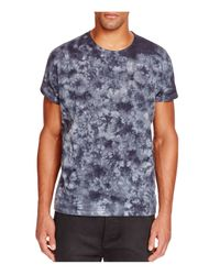 Chapter - Blue San Tie Dye Tee for Men - Lyst