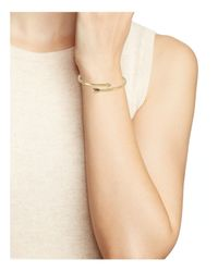Rebecca Minkoff | Metallic Arrow Hinge Bangle | Lyst