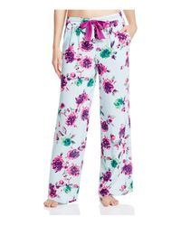 DKNY - White Spring Ahead Pajama Pants - Lyst