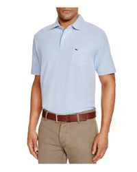 Vineyard Vines - White Classic Oxford Regular Fit Polo Shirt for Men - Lyst