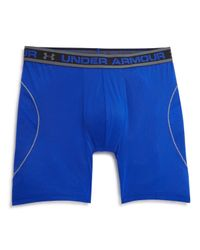 Under Armour   Blue Iso-chill Boxerjock Boxer Briefs for Men   Lyst
