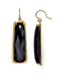 Chan Luu | Metallic Faceted Drop Earrings | Lyst