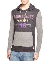 Sportiqe Gray La Lakers Hoodie for men