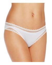 Calvin Klein | White Signature Bikini #qf1422 | Lyst