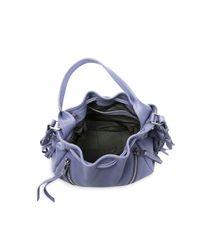 Linea Pelle - Multicolor Ryan Mini Drawstring Bucket Bag - Lyst