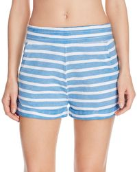 Honeydew Intimates - Blue Undrest Lounge Shorts - Lyst