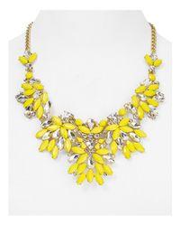 "BaubleBar | Yellow 16"" | Lyst"