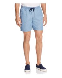 Original Penguin - Blue Fluid Shorts for Men - Lyst