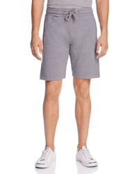 Superdry - Gray Superstate Sweat Shorts for Men - Lyst