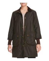 Barbour - Multicolor Rain Mac Long Coat - 100% Exclusive - Lyst
