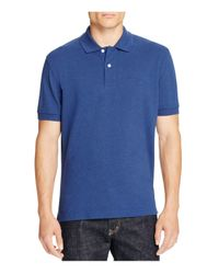 Brooks Brothers | Blue Slim Fit Polo for Men | Lyst