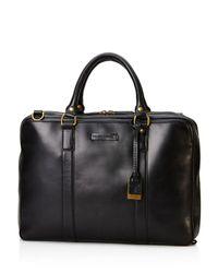 Frye   Black David Briefcase for Men   Lyst