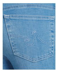 AG Jeans   Blue Farrah Ankle Skinny Jeans In 17 Year Daybreak   Lyst
