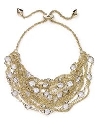 Kendra Scott | Metallic Stassi Bracelet | Lyst
