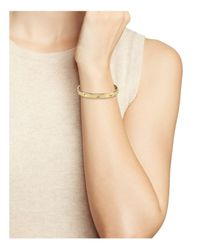 Elizabeth and James - Metallic Skye Crescent Moon Cuff - Lyst