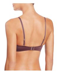 Wacoal - Pink Europe Intuition Push-up Wireless Contour Bra - Lyst