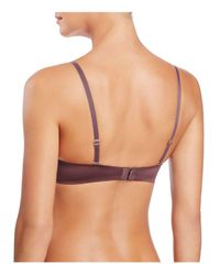 Wacoal | Pink Europe Intuition Push-up Wireless Contour Bra | Lyst