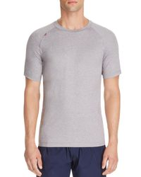 Rhone | Gray Reign Tee for Men | Lyst
