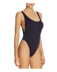 La Blanca | Black Anniversary One Piece Swimsuit | Lyst