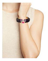 kate spade new york - Multicolor Monster Cuff Bracelet - Lyst