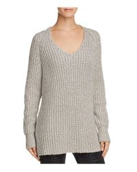 Sanctuary | Multicolor Sequoia Ribbed Tunic Sweater | Lyst