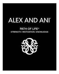 ALEX AND ANI - Metallic Path Of Life Slider Expandable Wire Bangle - Lyst
