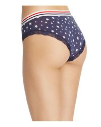 Pj Salvage | Blue All American Hipster | Lyst