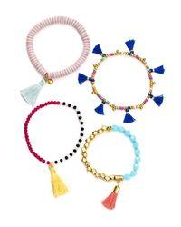 BaubleBar - Multicolor Set Of 4 - Lyst