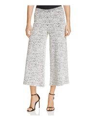 Theory - Multicolor Henriet Culottes - Lyst