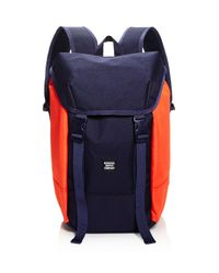Herschel Supply Co.   Blue Iona Backpack for Men   Lyst