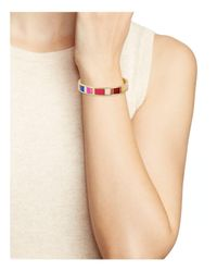 Kate Spade | Multicolor How Charming Bangle | Lyst