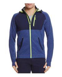 Vineyard Vines | Blue Performance Jersey Mesh Hoodie for Men | Lyst
