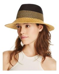 August Accessories | Multicolor Mix & Match Fedora Hat | Lyst