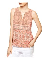 Sanctuary | Pink Craft Top | Lyst