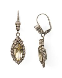 Sorrelli - Multicolor Elegant Navette Drop Earring - Lyst