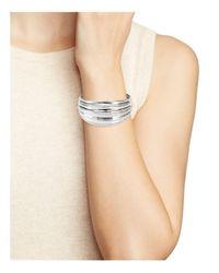 Robert Lee Morris - Metallic Flex Bracelet - Lyst