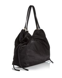 Tory Burch - Black Scout Nylon Tote - Lyst
