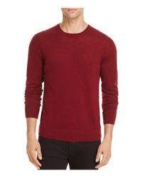Michael Kors | Red Merino Wool Sweater for Men | Lyst