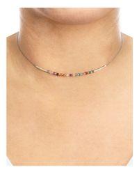 Dogeared   Metallic Wire Kitchen Sink Choker Necklace   Lyst