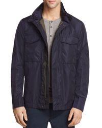 BOSS - Blue Cansin Field Jacket for Men - Lyst